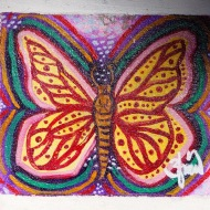 Butterfly by 3fraín Antonio