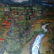View of Boquete by 3fraín Antonio