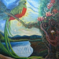 Quetzal on the Top by 3fraín Antonio