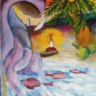 Spirit of Caribbean by 3fraín Antonio