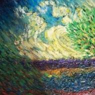 Van Gogh Influence by 3fraín Antonio