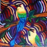 Mot Mot Bird by 3fraín Antonio