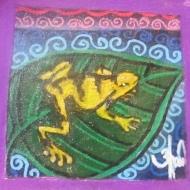 Small Animal Series - Frog
