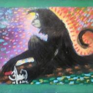 Small Animal Series - Monkey