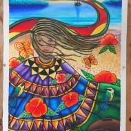 Caravan Girl by 3fraín Antonio