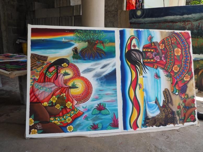 Works in Progress by 3fraín Antonio