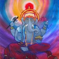 Ganesha by 3fraín Antonio